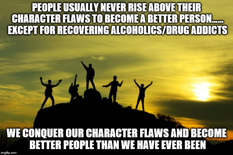 ALCOHOLICS BECOME BETTER II