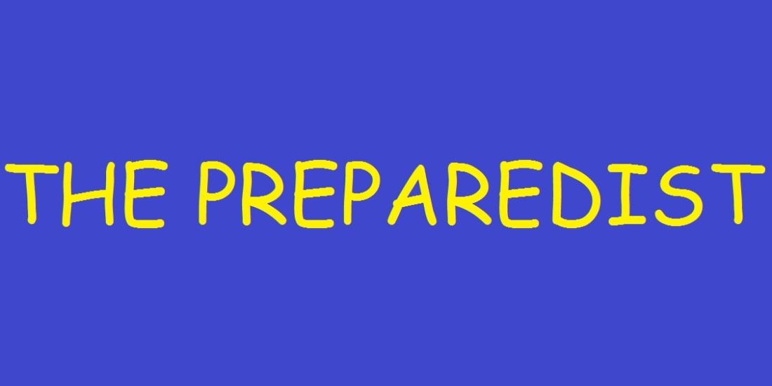 THE PREPAREDIST