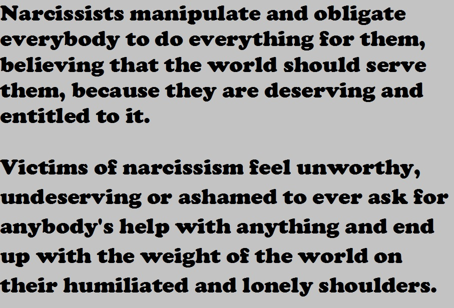 NARCISSISTS II