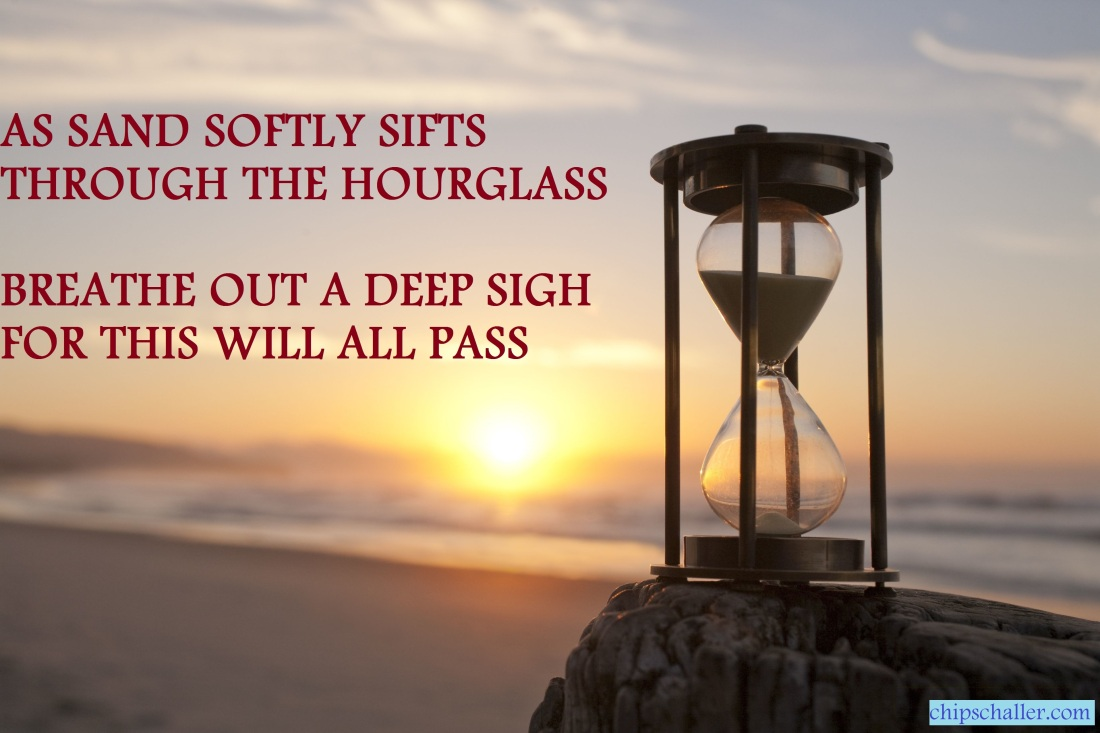 SAND THRU THE HOURGLASS